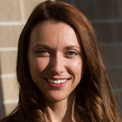 Sarah Konrath, Assistant Professor and Social Psychologist, IU Lilly Family School of Philanthropy Image