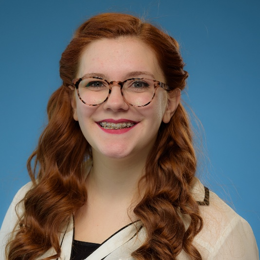 Taylor M. Parker, Born this Way Foundation's Channel Kindness Reporter and Philanthropic Studies Undergraduate,  IU Lilly Family School of Philanthropy Image