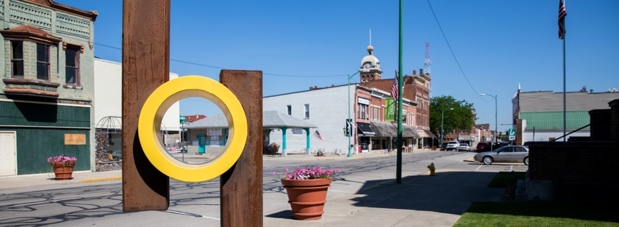 Decatur, Indiana  |  Photo Credit: Krista Lawson