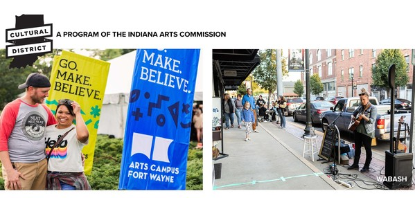 Cultural District: A Program of the Indiana Arts Commission
