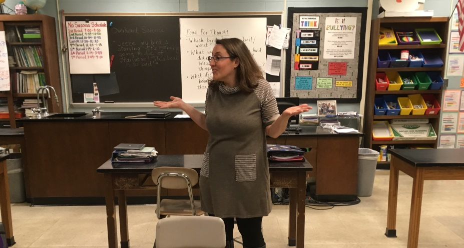 Erica Collins, Muncie Community School Northside Middle School