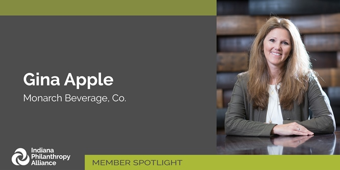 Gina Apple, Monarch Beverage