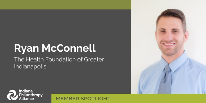 Ryan MConnell, The Greater Indianapolis Health Foundation