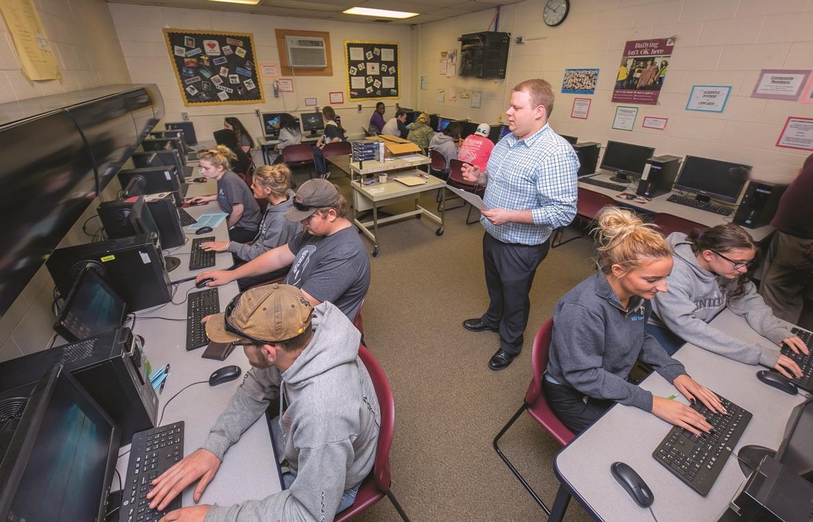 Muncie Community Schools building student awareness of post-secondary opportunities